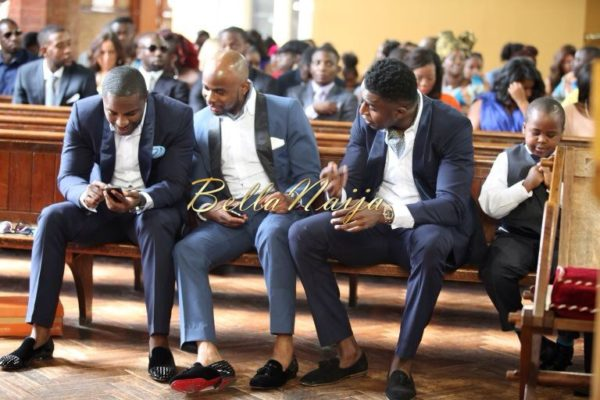 Groom_Blue_Suit_Black_Nigerian_Wedding_BellaNaija_Morts-and-More_2