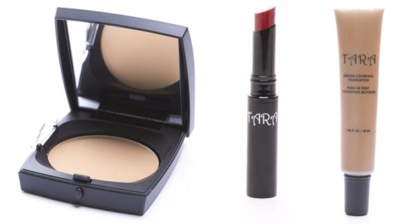Dual Powder | Faridah Long Lasting Lipstick | Flawless Liquid Foundation