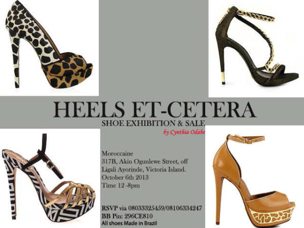 Heels Et-Cetera - October 2013 - BellaNaija
