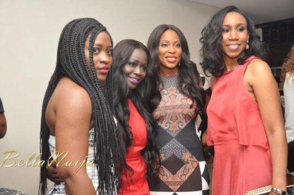 Rae Ogbu, Zandile,  Mo Abudu & Anne