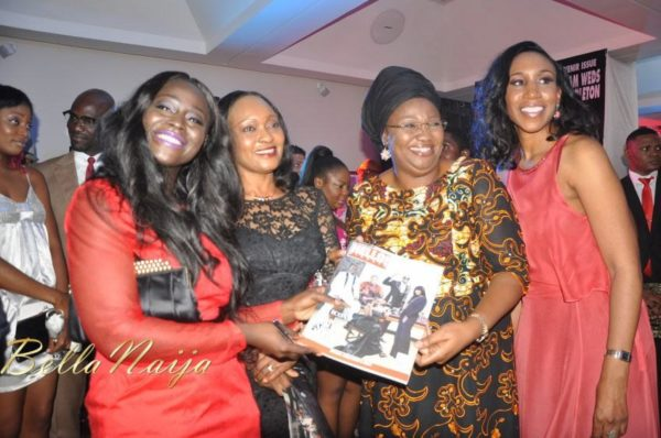 Zandalie Blay, Ibe Kachikwu, Abimbola Fashola & Anne Omezi