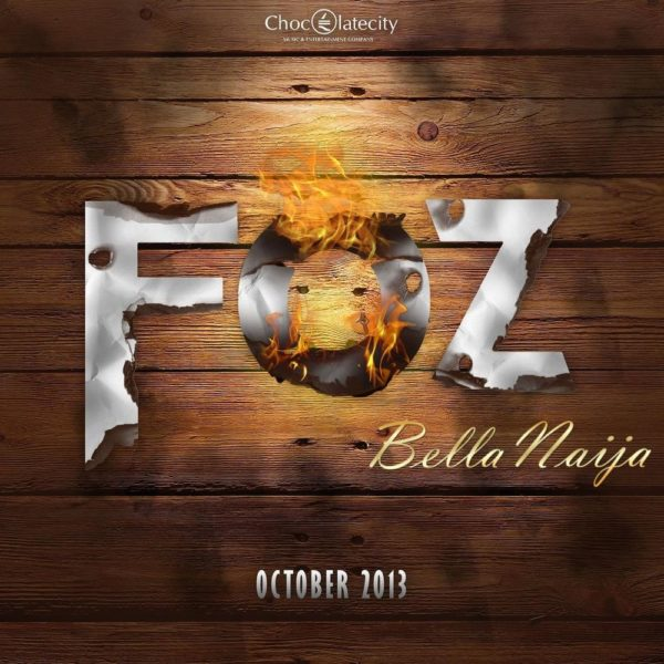 Ice Prince Zamani - Fire Of Zamani - October 2013 1
