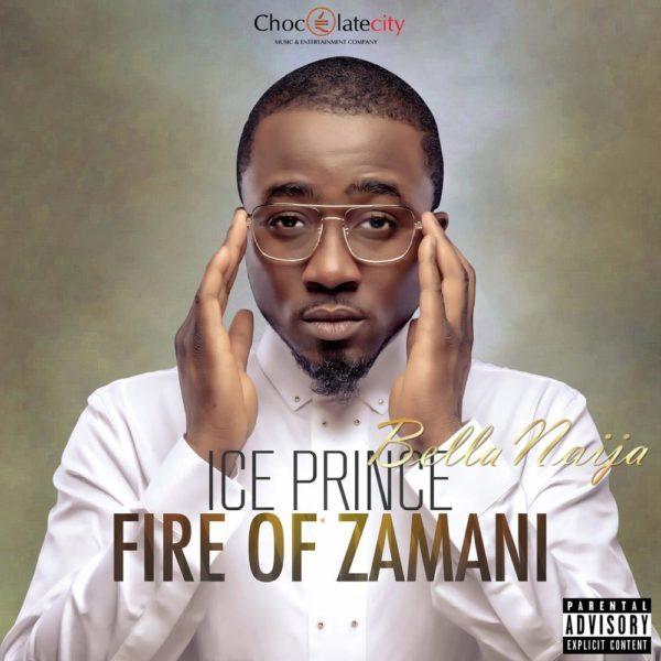 Ice Prince Zamani - Fire Of Zamani - October 2013