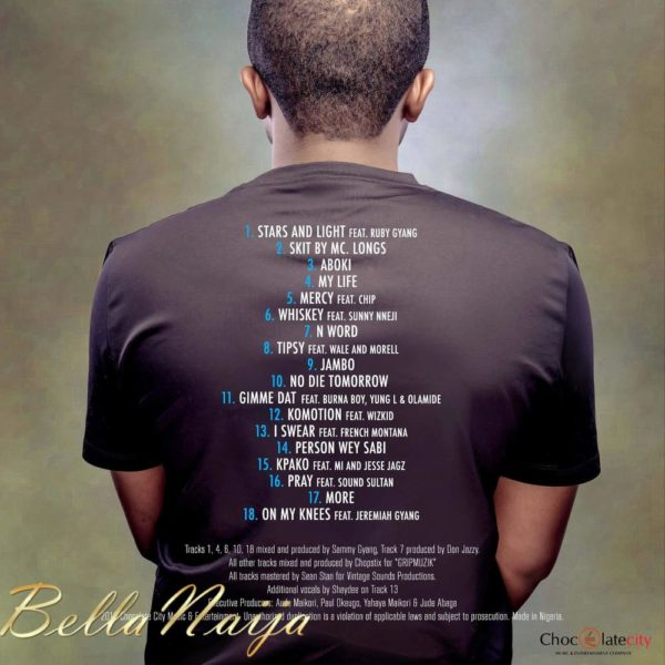 Ice Prince Zamani - October 2013 - BellaNaija