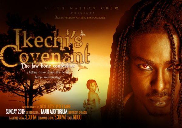 Ikechi's Covenant - October 2013  - BellaNaija