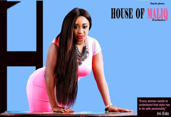 Ini Edo & Ikay Ogbonna cover House of Maliq's November Issue - October 2013 - BellaNaija006