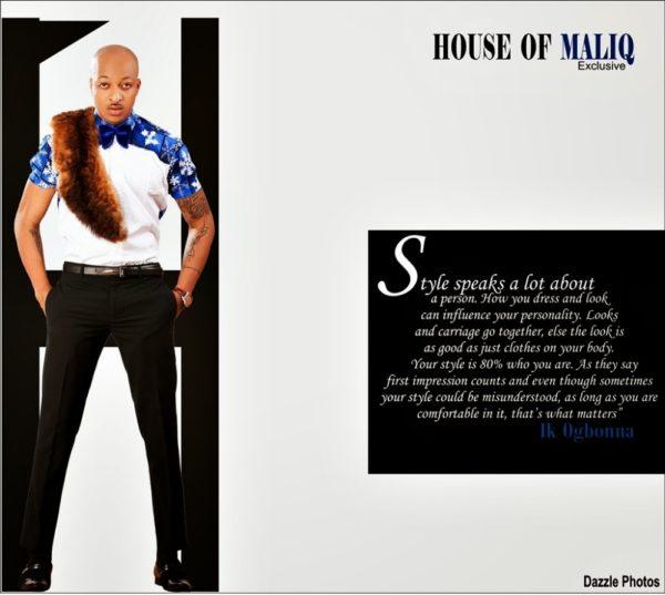 Ini Edo & Ikay Ogbonna cover House of Maliq's November Issue - October 2013 - BellaNaija009