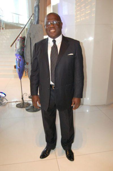 Former Skye Bank MD - Akinsola Akinfemiwa