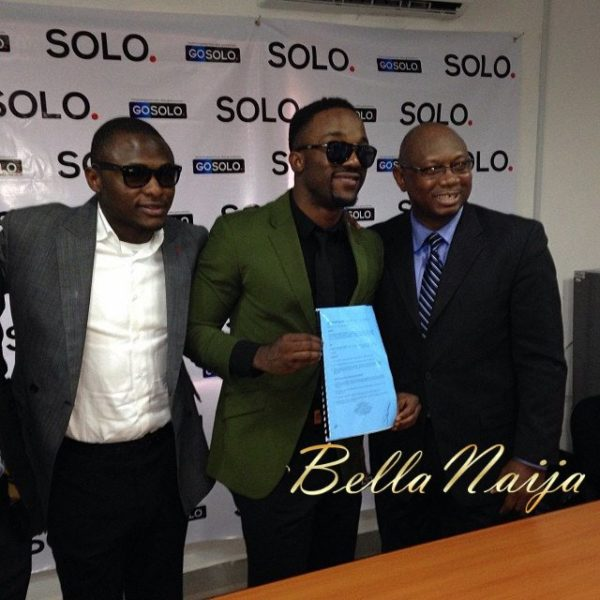 Iyanya Endorsement Solo - October 2013 - BellaNaija (1)