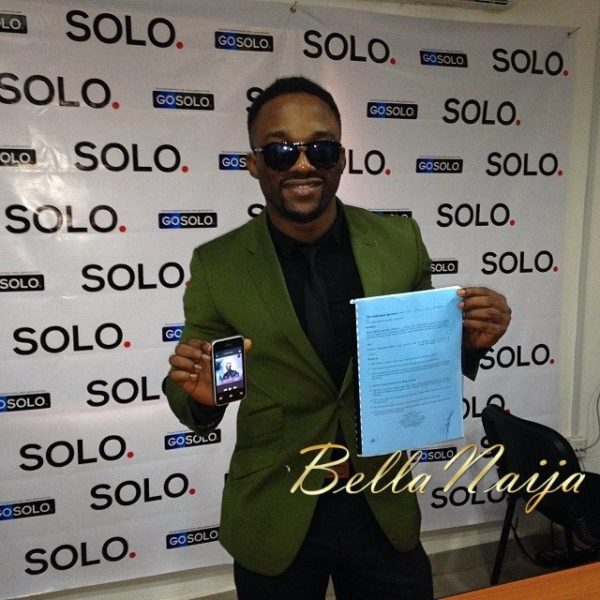 Iyanya Endorsement Solo - October 2013 - BellaNaija (2)