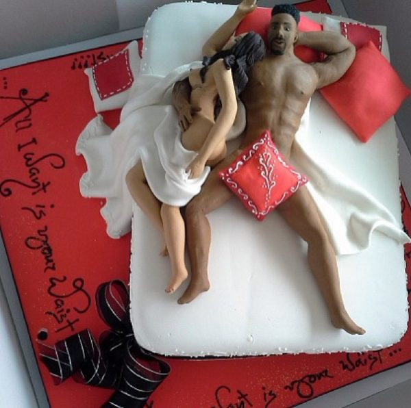 Iyanya's Birthday Cake - October 2013 - BellaNaija 01