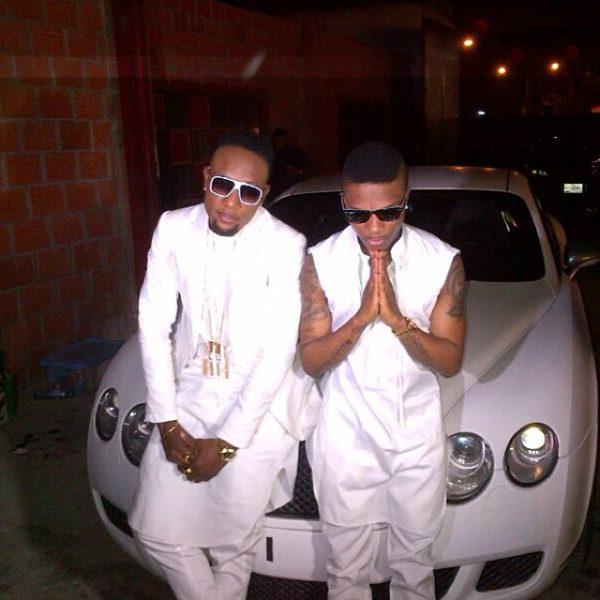 K-Cee & Wizkid