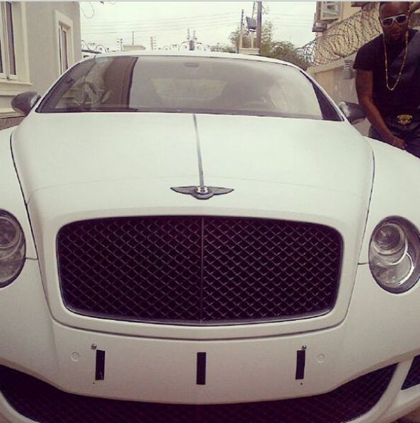Kcee buys Bentley - October 2013 - BellaNaija 02