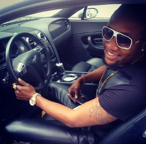 Kcee buys Bentley - October 2013 - BellaNaija 03