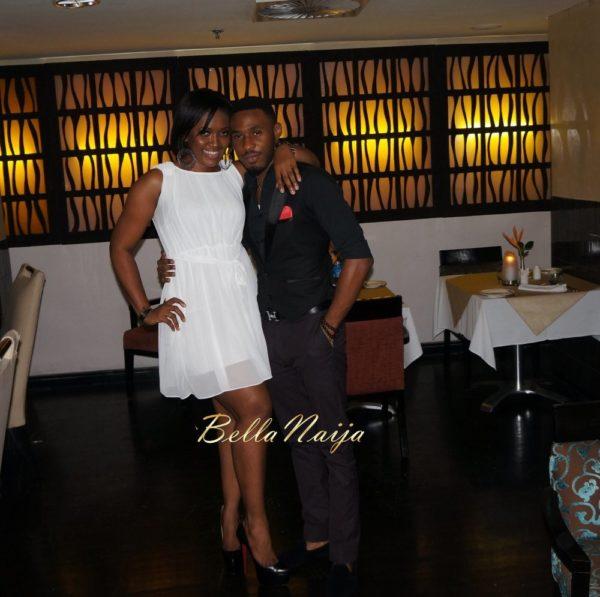 Jane Eze & Chris Okagbue