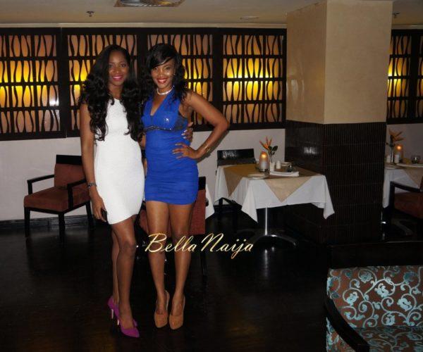 Sylvia Nduka & Princess Chineke