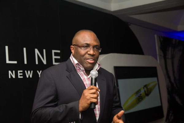 Idorenyen Enang (Managing Director, L'Oreal Central West Africa)