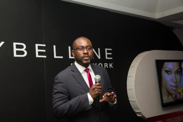 Sekou Coulibaly (General Manager, Consumer Products Division, L'Oreal Central West Africa)