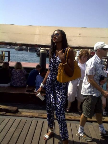 Miss Nigeria 2013 Ezinne Akudo vacations in Dubai - October 2013 - BellaNaija - 021