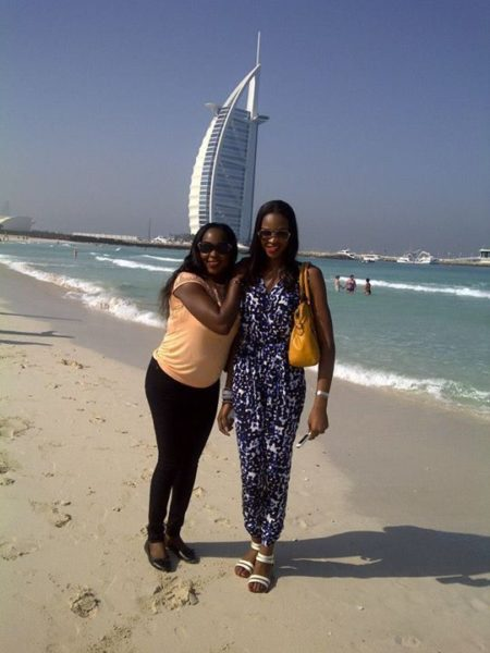 Miss Nigeria 2013 Ezinne Akudo vacations in Dubai - October 2013 - BellaNaija - 027