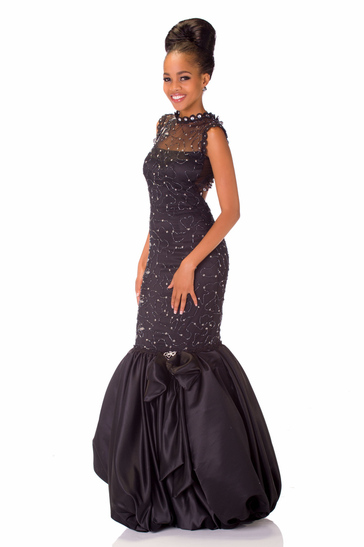 Miss Universe - Miss Botswana - October 2013 - BellaNaija 03