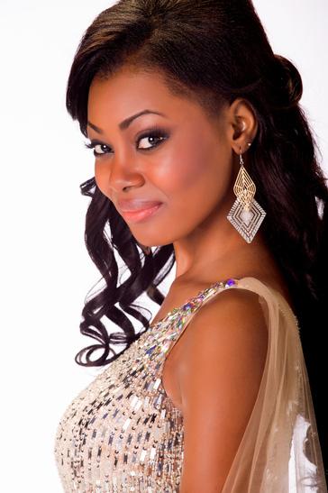 Miss Universe - Miss Gabon  - October 2013 - BellaNaija 02