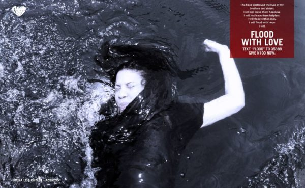 Monalisa Chinda stars in the Flood with Love Campaign - October 2013 - BellaNaija - 022