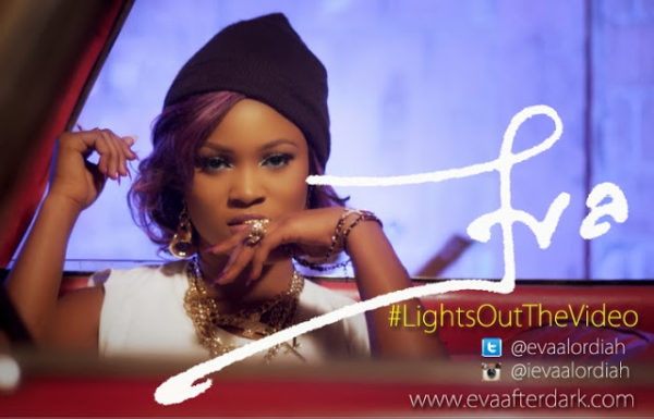 New Video - Eva - Lights Out - October 2013 - BellaNaija
