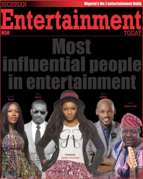 Nigeria Entertainment Today 2013 Most Influential List - October 2013 - BellaNaija - 022