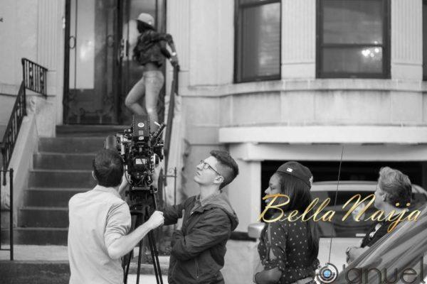 Niyola Toh Bad - Video Shoot (New York) - October 2013 - BellaNaija (1)