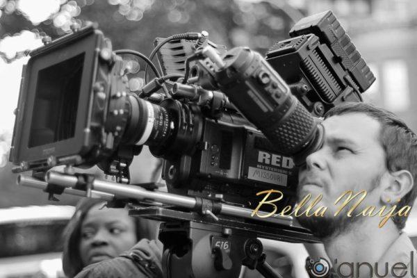 Niyola Toh Bad - Video Shoot (New York) - October 2013 - BellaNaija (2)