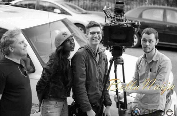 Niyola Toh Bad - Video Shoot (New York) - October 2013 - BellaNaija (3)