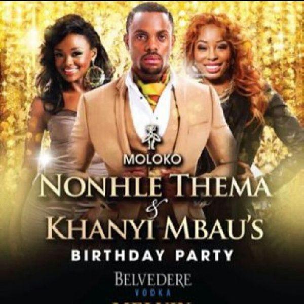 Nonhle Thema Khanyi Mbau - October 2013 - BellaNaija (4)