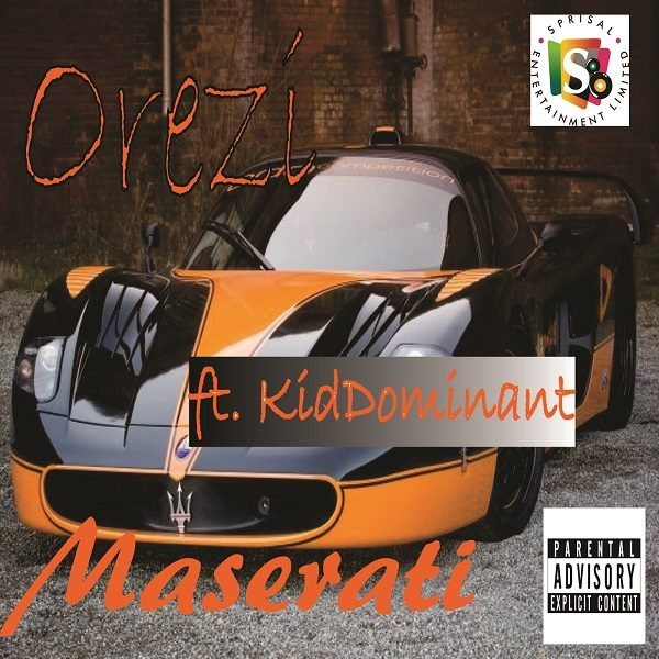 OREZI FT. KIDDOMINANT - MASERATI - October 2013 - BellaNaija