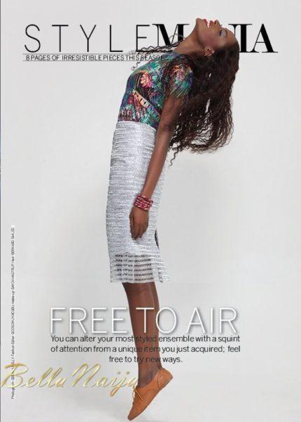 Oluchi Orlandi - Mania Magazine - October 2013 - BellaNaija007
