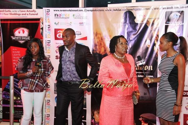 Patience Ozokwor at the Covert Operation Premiere in Abuja  - October 2013 - BellaNaija001