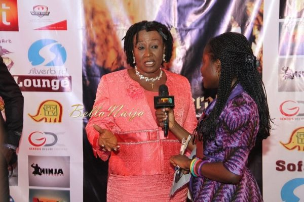 Patience Ozokwor at the Covert Operation Premiere in Abuja  - October 2013 - BellaNaija006