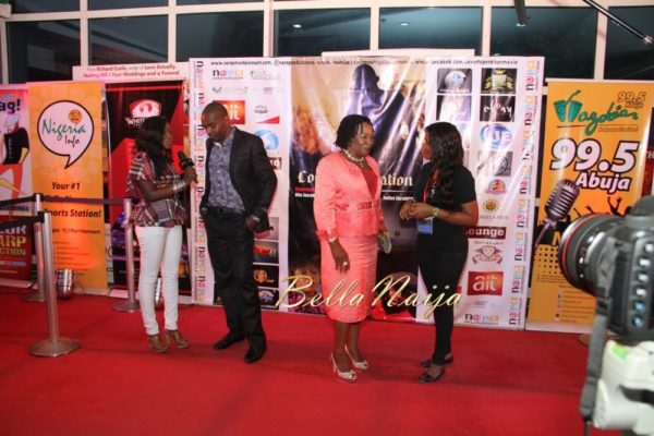 Patience Ozokwor at the Covert Operation Premiere in Abuja  - October 2013 - BellaNaija009