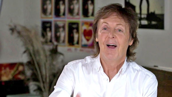 Paul McCartney - October 2013 - BellaNaija