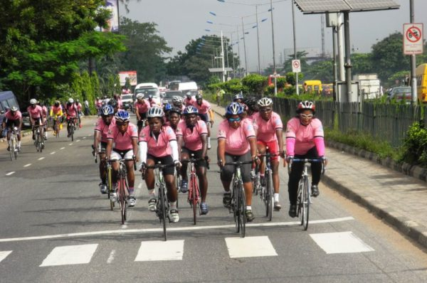 Pink Pearl Foundation Pink Ride Lagos 2013 - BellaNaija - October2013005