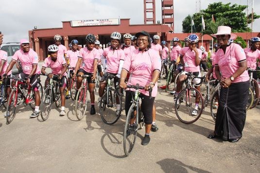 Pink Pearl Foundation Pink Ride Lagos 2013 - BellaNaija - October2013007