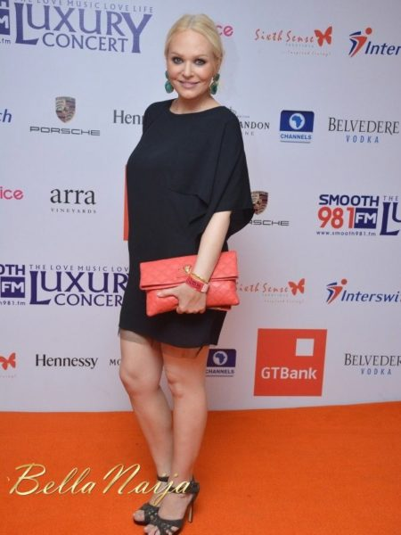 Red Carpet Photos from the Smooth FM Luxury Concert in Lagos - October 2013 - BellaNaija Exclusive005