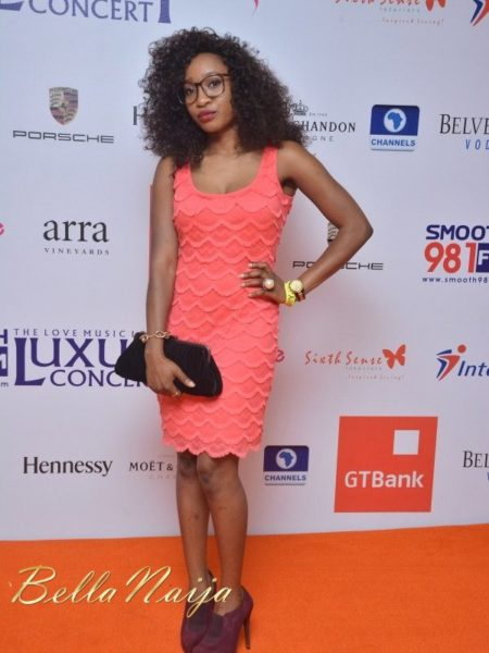 Red Carpet Photos from the Smooth FM Luxury Concert in Lagos - October 2013 - BellaNaija Exclusive007
