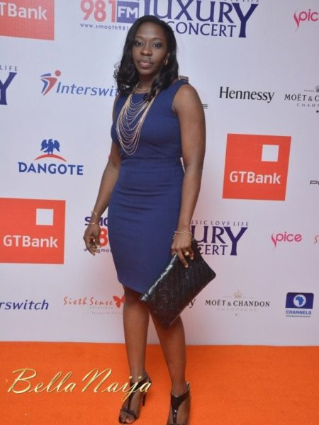 Red Carpet Photos from the Smooth FM Luxury Concert in Lagos - October 2013 - BellaNaija Exclusive009