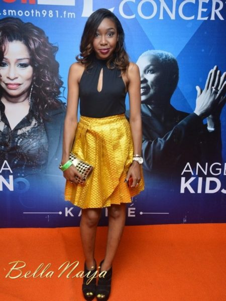 Red Carpet Photos from the Smooth FM Luxury Concert in Lagos - October 2013 - BellaNaija Exclusive024