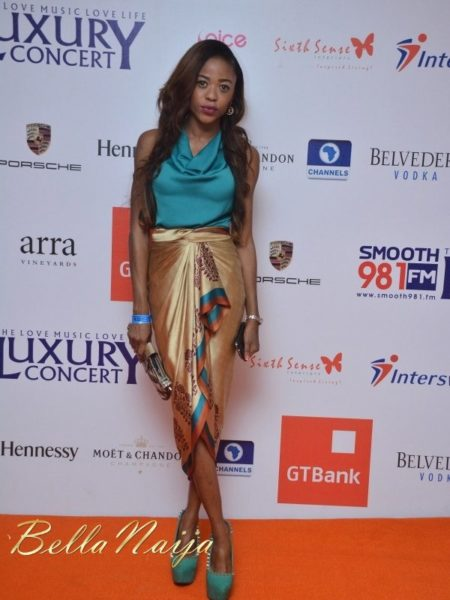 Red Carpet Photos from the Smooth FM Luxury Concert in Lagos - October 2013 - BellaNaija Exclusive030