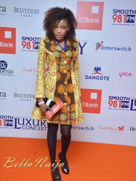 Red Carpet Photos from the Smooth FM Luxury Concert in Lagos - October 2013 - BellaNaija Exclusive038