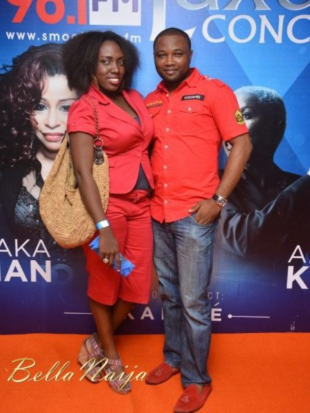 Red Carpet Photos from the Smooth FM Luxury Concert in Lagos - October 2013 - BellaNaija Exclusive041
