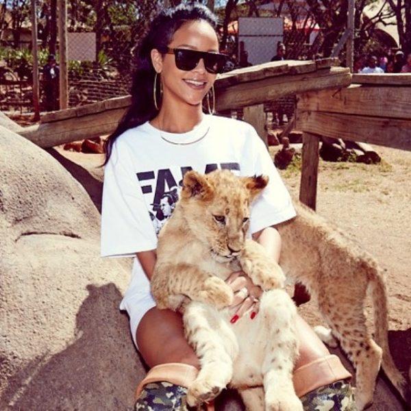Rihanna - October 2013 - BellaNaija 3