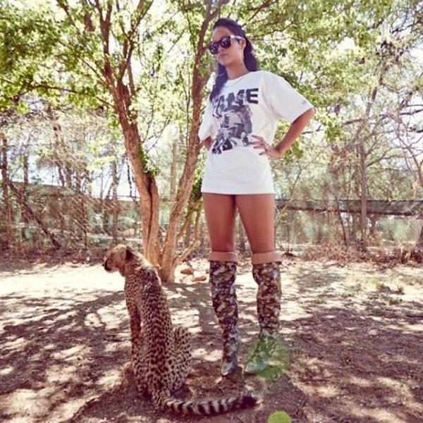 Rihanna - October 2013 - BellaNaija 4